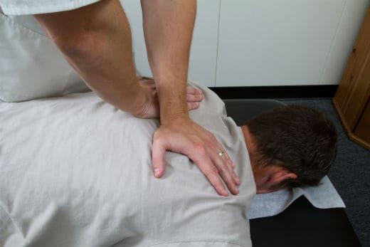 Kiropraktisk behandling hos kiropraktor Eklund i Linköping